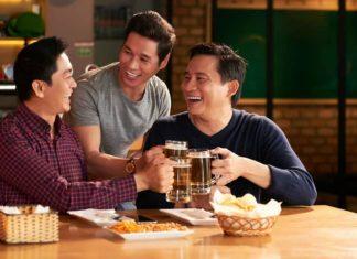 5 cách uống rượu không say dành cho các đấng mày râu