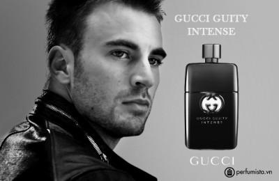 Gucci Guilty Intense 90ml nam tính sang trọng