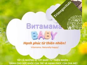 Vitamama BABY, Trimegavitals