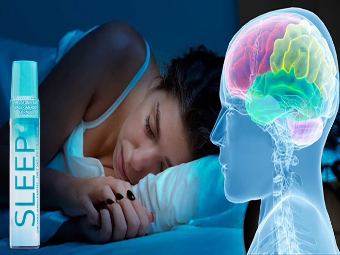 Bình xịt tế bào gốc Sleep cải thiện giấc ngủ hiệu quả