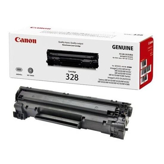 Mực in Laser Canon 328 màu đen chính hãng