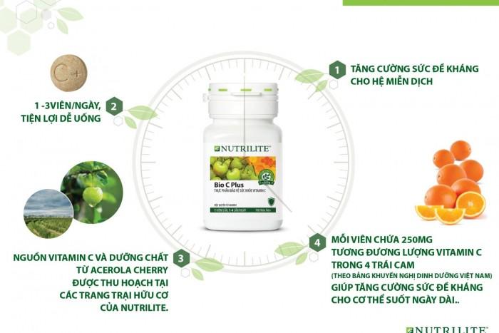 Vitamin C Hữu Cơ Tuyệt Vời Như Thế Nào