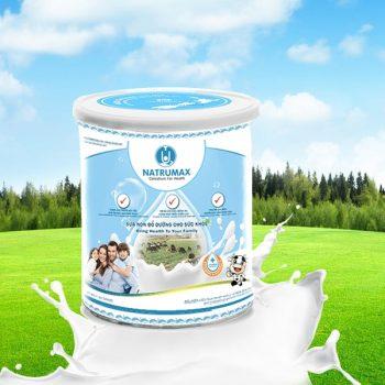 Lựa chọn hàng đầu cho gia đình bạn - Sữa non Natrumax Special 800gr