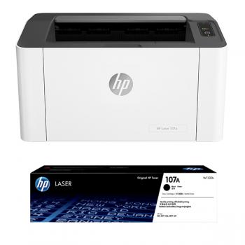 Mực in HP W1107A (107A) LaserJet – Hàng Chính Hãng